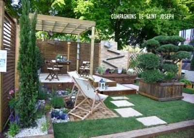Salon Scènes de Jardin – PARC LACROIX LAVAL 69 (Mai 2015)