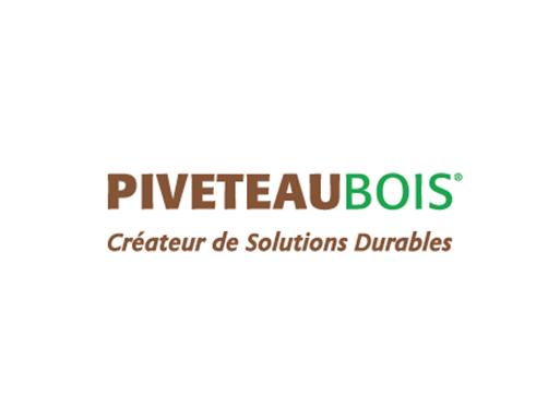 PIVETEAUBOIS - Créateur de Solutions Durables