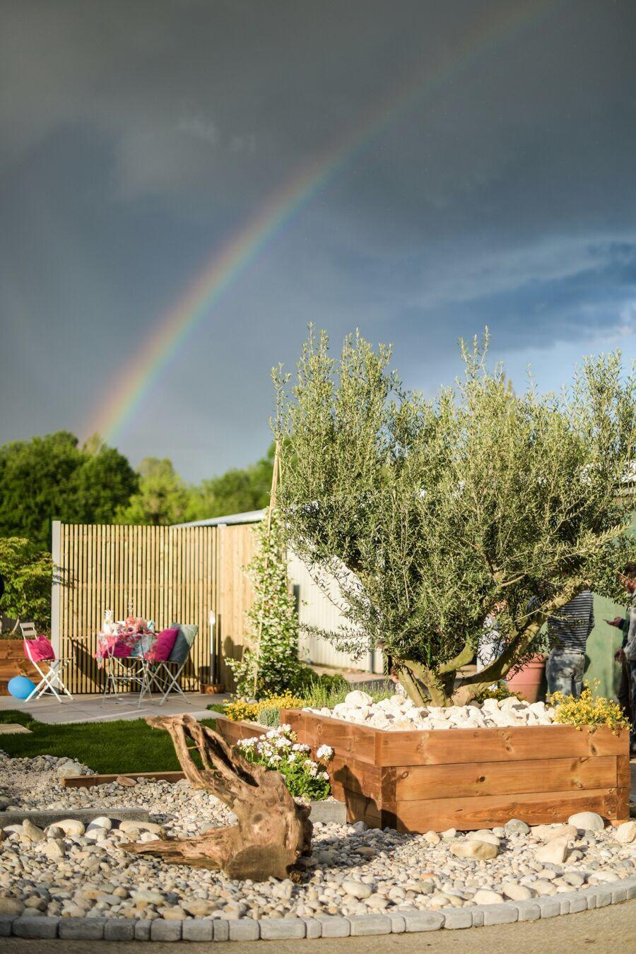 Arc en ciel journee decouverte jardiners paysagistes