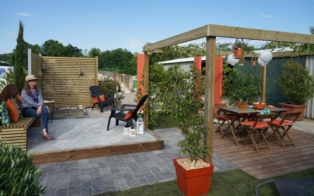 5 astuces pour aménager un petit jardin, à Lyon et dans l'Ouest Lyonnais (69)