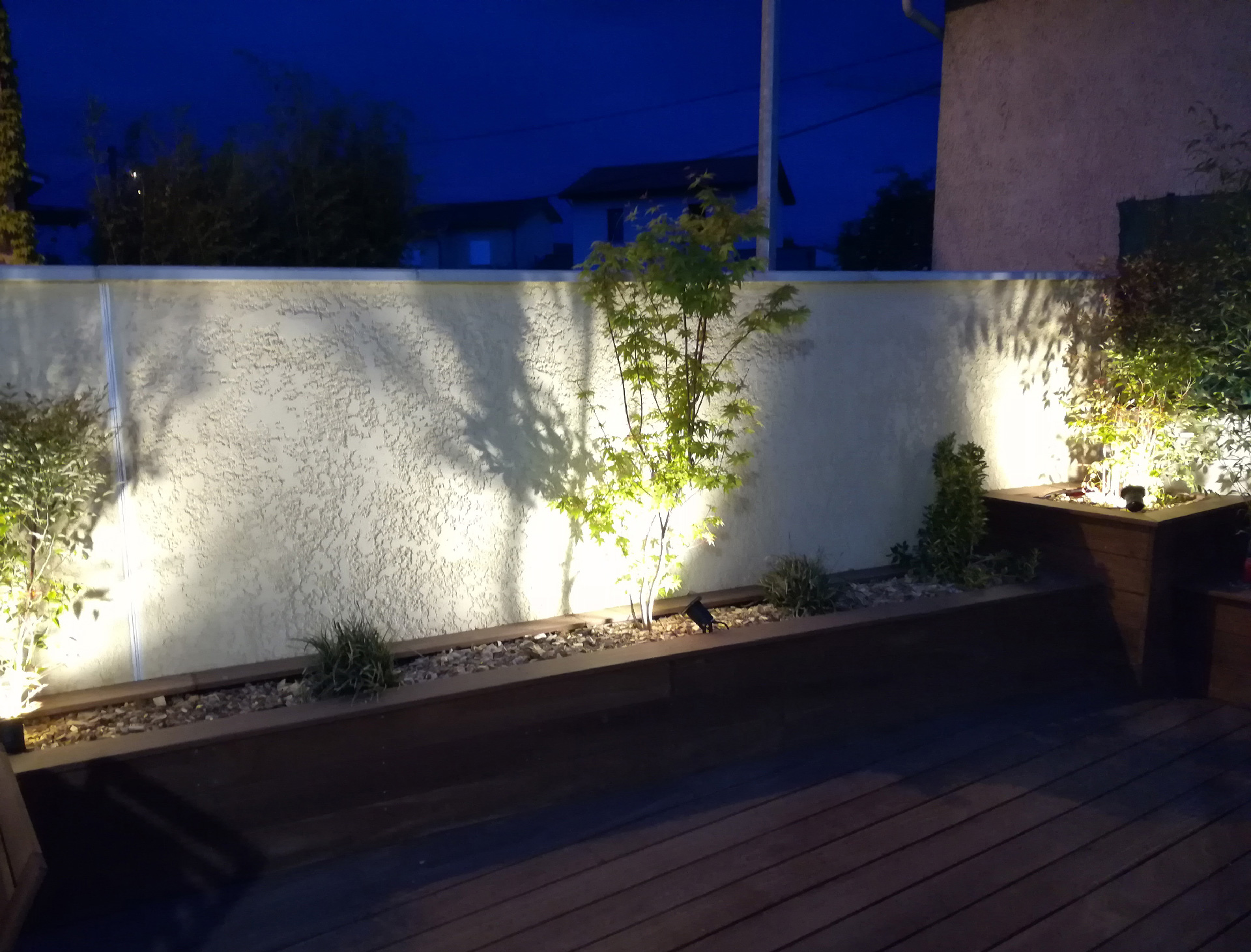 Rénovation Terasse mai 2019